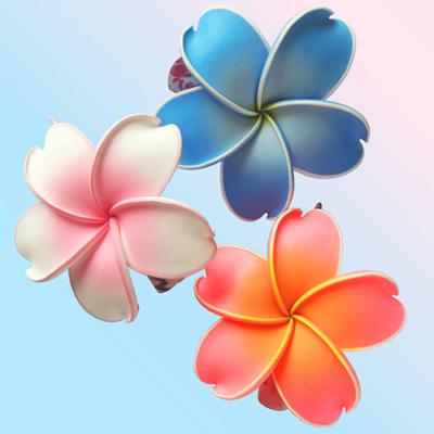 Hairclip flowers - Dukit NZ