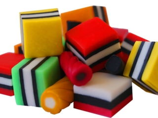 Licorice Allsorts - Dukit NZ Products